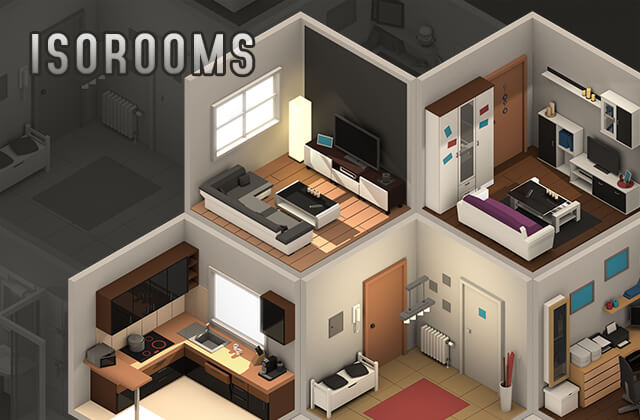 ISO ROOMS